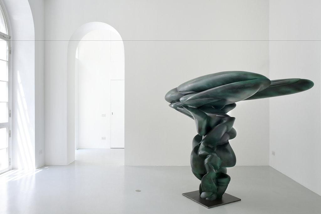 Tony Cragg, Lisson Gallery, Milan, 2015.