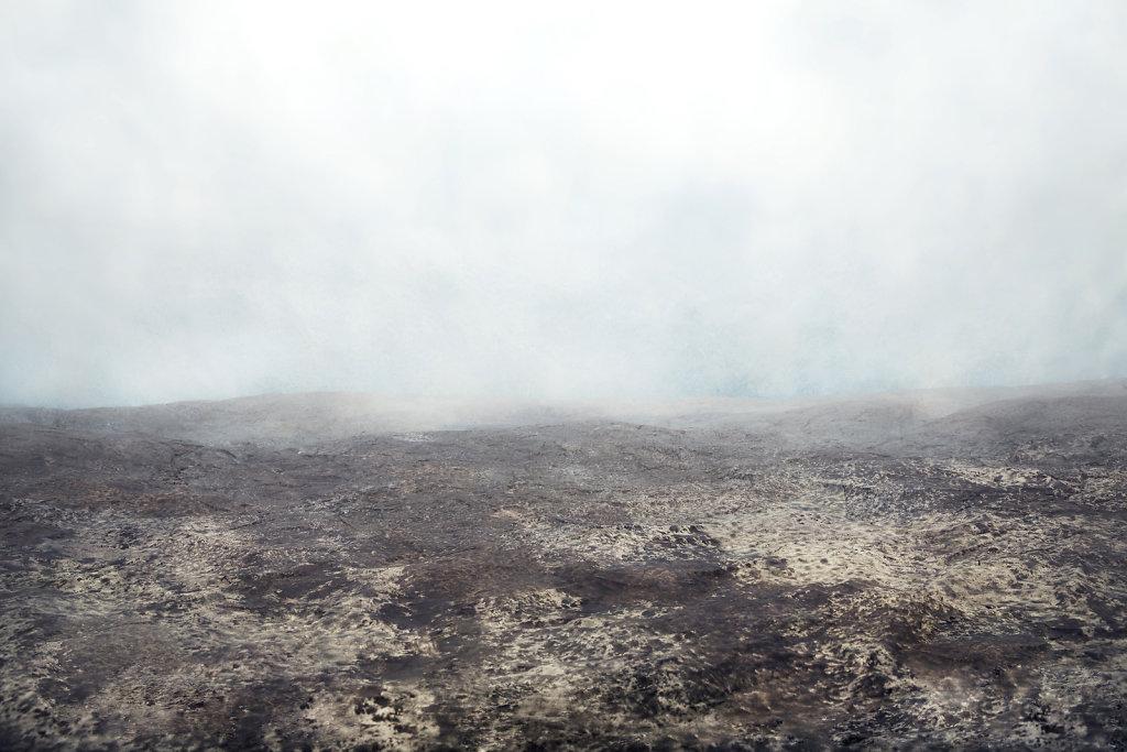 Land Cycle #03, 70x105 cm, stampa su carta fotografica e vetro acrilico, 2012