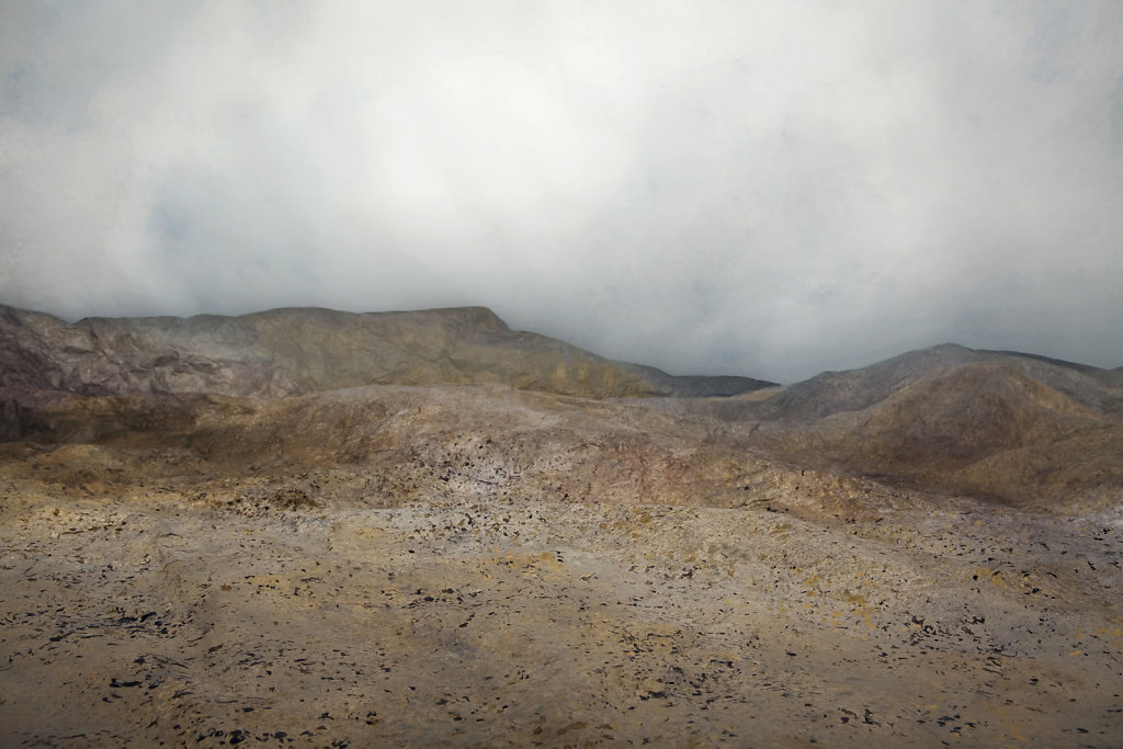 Land Cycle #09, 70x105 cm, stampa su carta fotografica e vetro acrilico, 2012