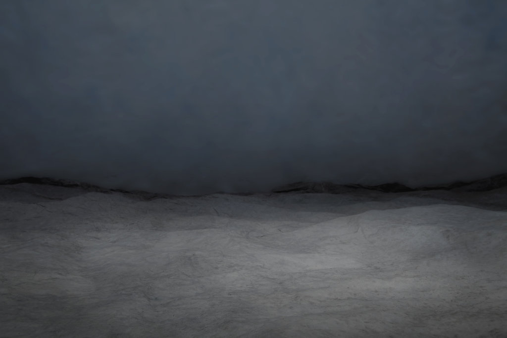Land Cycle #11, 70x105 cm, stampa su carta fotografica e vetro acrilico, 2012