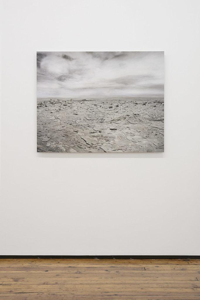 In Origine, installation view at Galleria Fumagalli, Milan 2019
